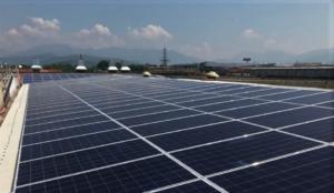 Fotovoltaico 60 kWp - Roncadelle