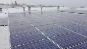 Fotovoltaico 38,5 kWp - Tortona